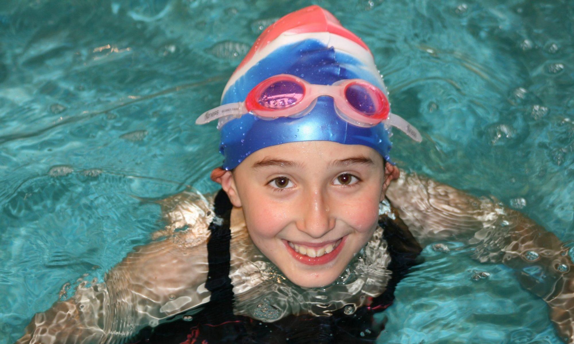 Clare Swimming