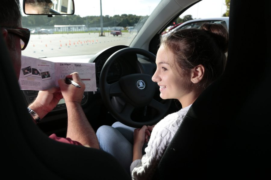 admirala-youngster-at-young-driver-completing-her-drive-diary