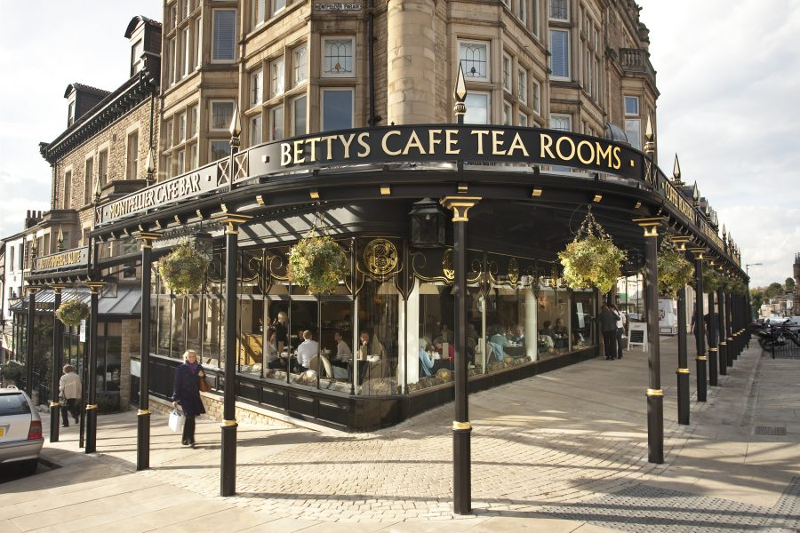 Bettys Tearoom, Harrogate Credit Bettys