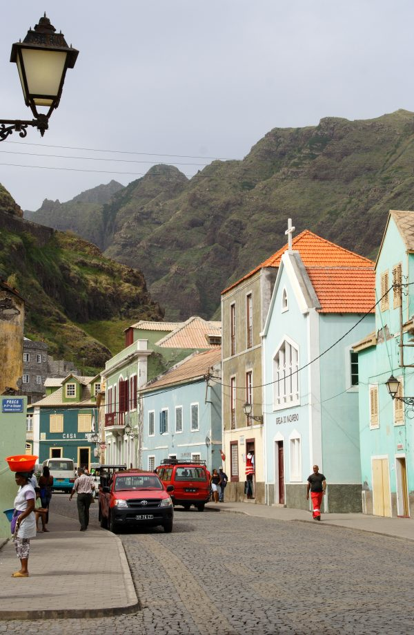 Ponto do Sol on Santo Antao (c) Richard Webber