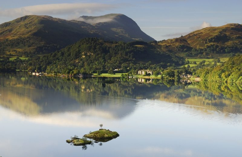 Calm Morning, Ullswater