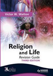Religion and Life Edexcel GCSE book