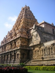 Hindu temple India