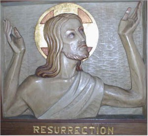 Stations of the cross resurrection